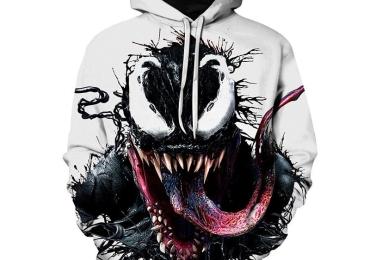 Men's 3D Venum hoodie