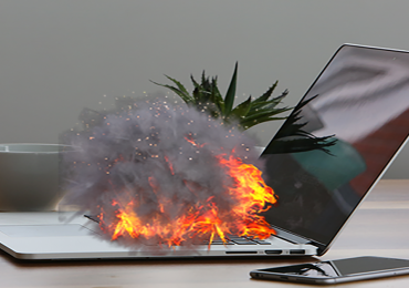How to fix overheated laptop