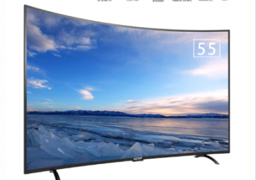 Free Shipping-Wifi Smart Tv 1.5+8G 4k Ultra HD Android Television 55 Inch Led Tv 4k Curved With Bluetooth