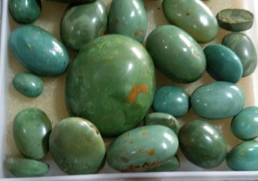 Turquise stone