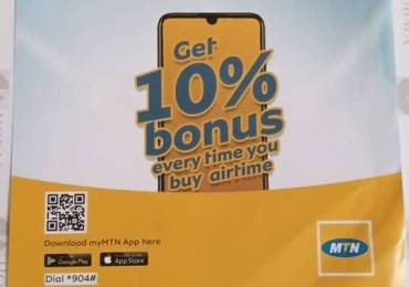 MTN free data and SIM card