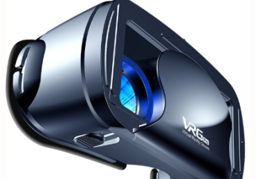 VRG Pro 3D VR Glasses Virtual Reality Full Screen Visual Wide-Angle VR Glasses For 5 To 7 Inch Smartphone Devices