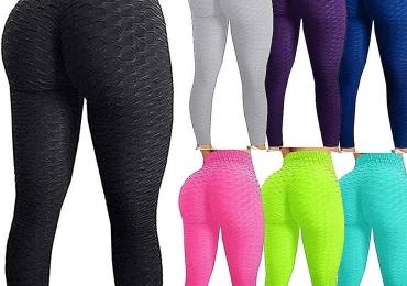 HOT SALE Scrunch Back Fitness Leggings